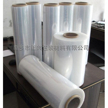 新乡PE缠绕膜 高粘度包装膜厂家直销可定制