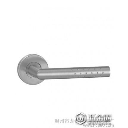 【直销】005-2纯不锈钢分体锁, 室内办公室执手门锁,加工