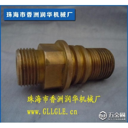铜材配件、管螺纹铜接头