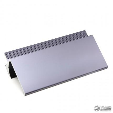 东日专业订做 铝拉手 橱柜拉手 家具用具铝材 橱柜拉手厂家 家具五金
