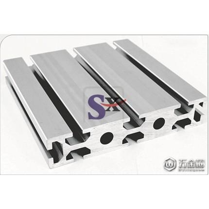 晟翔铝业 30150EB欧标重型铝型材 雕刻机 滑轨 工作台面铝型材