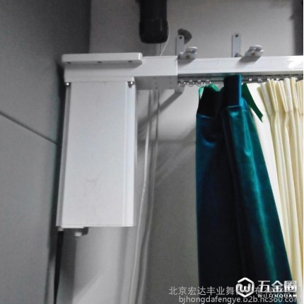 宏达丰业窗帘轨道 窗帘导向轨道 窗帘滑轨 窗帘杆