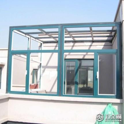 铝塑门窗     制作安装