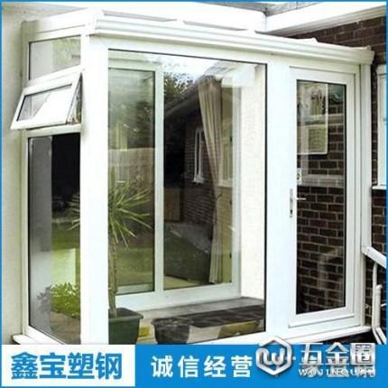 北新型材海螺型材塑钢推拉门  塑钢门窗  塑钢门窗厂家