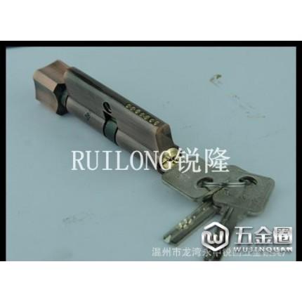 (锐隆)厂家锌合金执手锁具,室内门锁