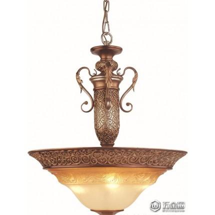 室内灯具 精美欧式吊灯 铁艺灯饰 古典灯具