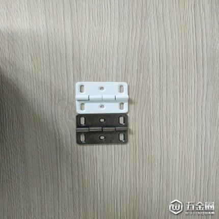 丰之美MTP180701 厂家直销 门窗五金配件 铁质折合式合页 批发定制