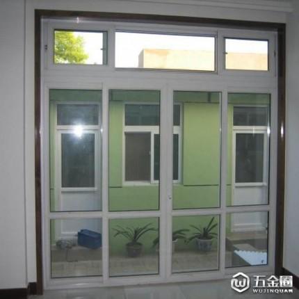 多种型号铝塑门窗 专业产品质量保障 价格合理