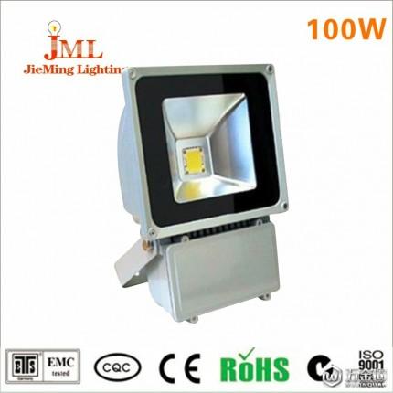 大功率射灯,室外灯具,led户外射灯,led投光灯,100w投光灯,led投光