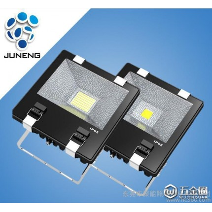 LED投光灯60w 户外室外灯,防水广告路灯,泛光灯射灯