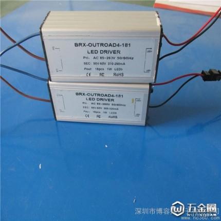 供应长寿命LED地埋灯驱动电源 GS认证莱德福欧式LED室外灯恒流电源 三包电源