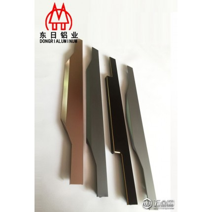 东日厂家直销新款 铝合金拉手 橱柜拉手可定制