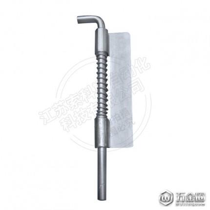 索科斯SNJ11302M 304不锈钢弹簧铰链插销机箱柜平板门轴工业机柜内门平板配电柜焊接合页