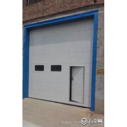 武清区超长工业门门板,工业滑升门,快速卷帘门,新峰门业 防火门窗