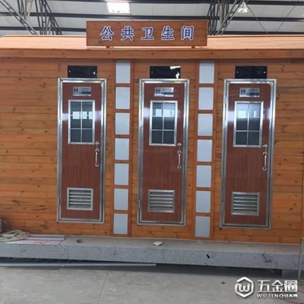 【强顺环保技术】厕所不锈钢门窗