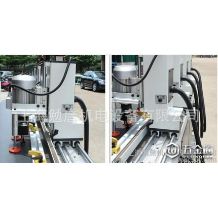 木工机械四头铰链钻、(MZB73034)铰链机,杭州板式家具打合页机