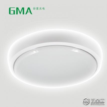 供应LED灯5W吸顶灯吸墙室内灯进口芯处东莞厂家直销批发