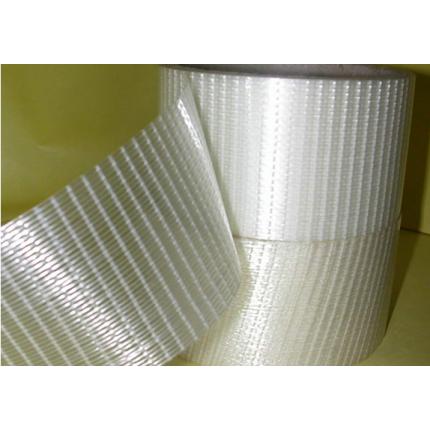 纤维网格单面胶带 透明纤维网格胶带