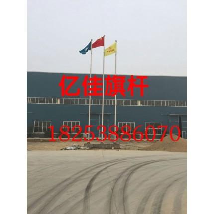 泰安宁阳亿佳学校不锈钢旗杆的耐腐蚀性主要是取决于铬