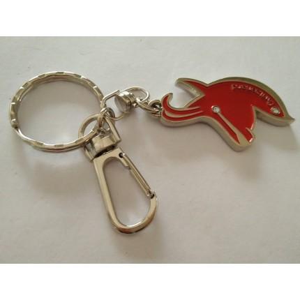 韩版时尚钥匙扣定制 锌合金立体钥匙扣定制 赠送礼品广告钥匙扣