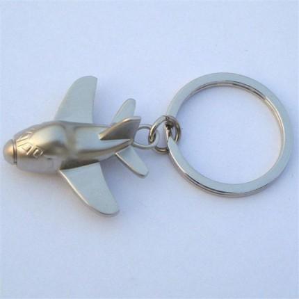 定制男士随身携带金属钥匙扣 立体电镀钥匙扣 包包挂件钥匙扣