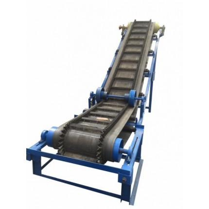 厂家定制生产大倾角皮带输送机,大倾角皮带机型号齐全,价格优惠
