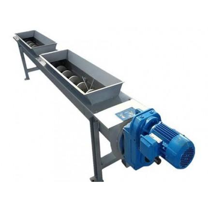 LS型螺旋输送机价格优惠,输送设备厂家定制生产