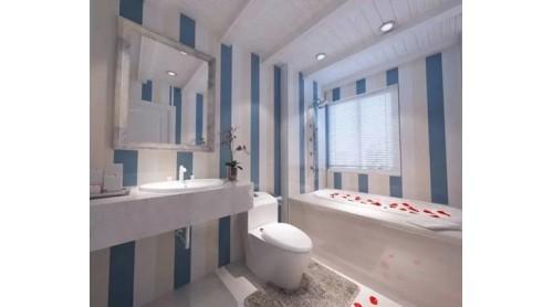 小浴室大空间,这样装修更实用