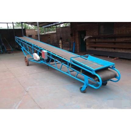 移动式皮带输送机厂家报价,胶带输送机型号齐全,用途广泛