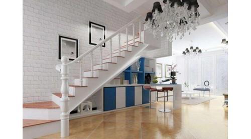 【家装】室内楼梯如何装修?