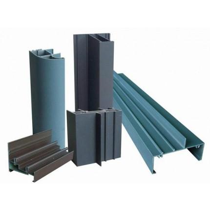 断冷热桥型材-断桥式铝塑复型材
