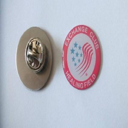 石家庄有定制金属徽章的厂家 石家庄哪里有异形珐琅胸章徽章定制