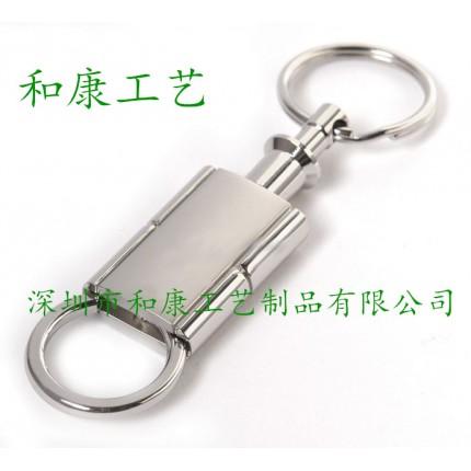 定做镶钻礼品钥匙扣哪里有定做心形钥匙扣挂件湖北钥匙扣厂家