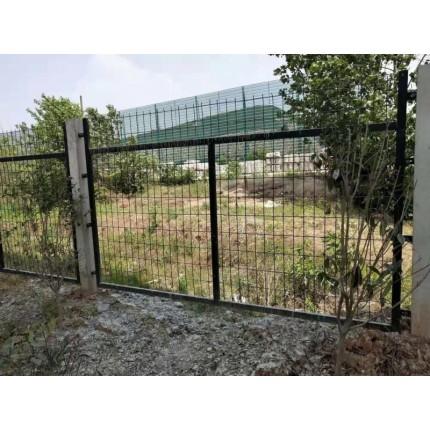 河北东联现货高速铁路8001隔离栅8002桥下防护栅栏