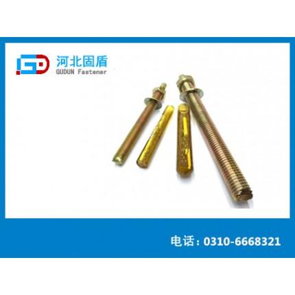 定型锚栓生产厂家   倒追型锚栓
