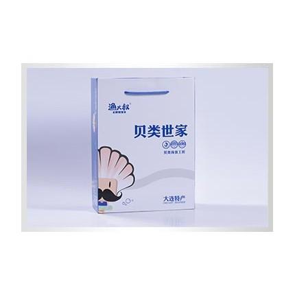 大连海鲜礼盒-海鲜包装盒-定制包装盒