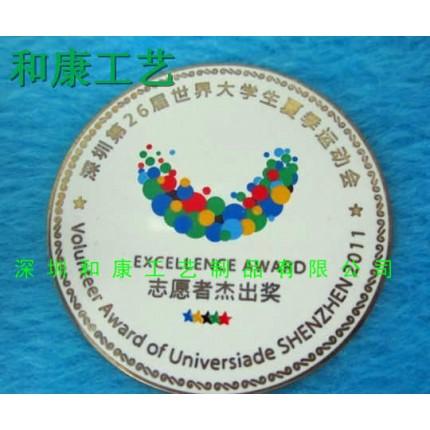 哪里有珐琅徽章,可以定制珐琅印刷徽章,上海专业团队设计图案。