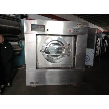 尚志市二手海狮100公斤水洗机出售两台二手力净折叠机转让
