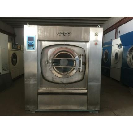 漯河信阳航星100公斤水洗机出售二手力净折叠机多少钱