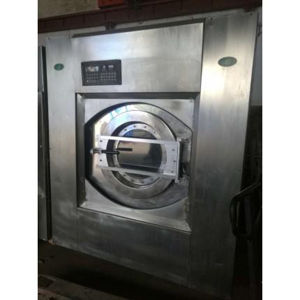 乌海市新到二手鸿尔五辊烫平机折叠机百年不遇二手航星海狮水洗机