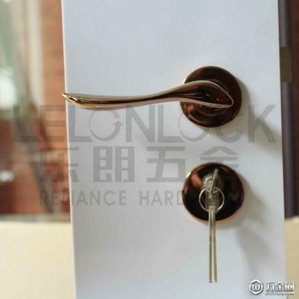 RLH-25+RML-13+RCR-01广州厂家批发 不锈钢304房门锁 室内门锁 分体锁 不锈钢执手锁