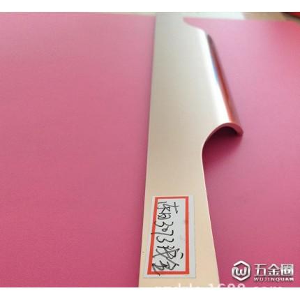 橱柜铝材 精加工拉手 铣型拉手 精加工拉手 品质保证