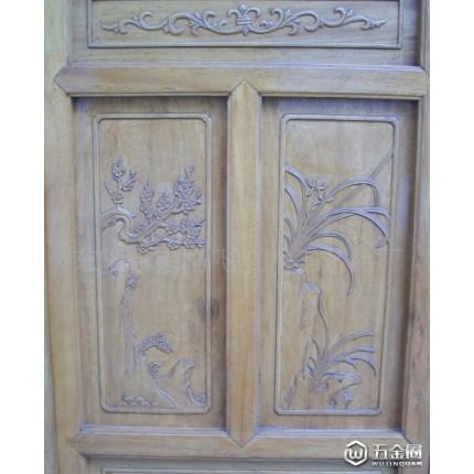 实木门窗 仿古门窗 中式实木门窗 定做仿古门窗 中式仿古门窗