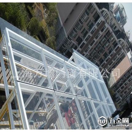 上海断桥门窗上海门窗  塑钢推拉门窗
