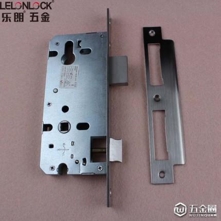 乐朗RML-02不锈钢5085锁体室内门锁配件防盗门五金面板锁