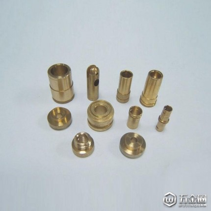 金荣和五金零件 铜环 铜管原材料批发