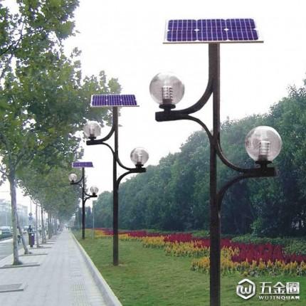 【订制】室外防水太阳能灯 户外LED投光灯