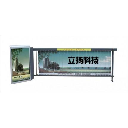 郑州供应安装广告道闸 停车场道闸 挡车器