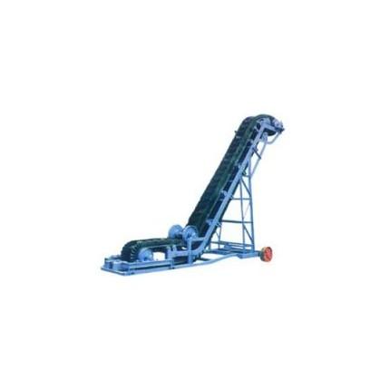 厂家定制大倾角挡边输送机 ,大倾角皮带机