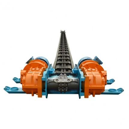 埋刮板输送机,水平刮板机用途广泛